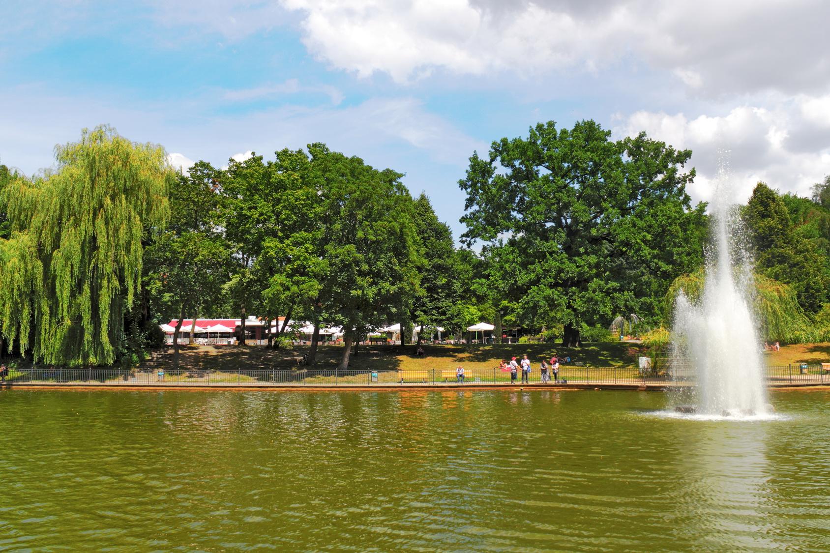 Volkspark Friedrichshain